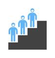 personality development vector image vector image