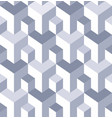 seamless repeating pattern geometric vector image vector image