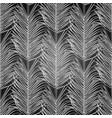 graphic palm leaf vector image vector image