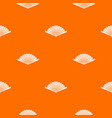 opened oriental fan pattern seamless vector image vector image