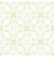 White luxurious pattern vector image vector image