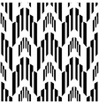 Abstract black and white background industrial vector image