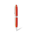 Object pens vector image