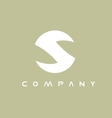 Alphabet letter S logo icon design vector image