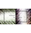 set of abstract light background vector image vector image