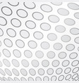 abstract geometric background with ellipses vector image vector image