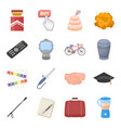 food sport religion and other web icon in vector image vector image
