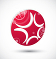 Star icon abstract icon 3d symbol vector image
