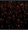 abstract circle background beautiful wallpaper vector image