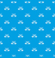 discover america 1492 pattern seamless blue vector image vector image