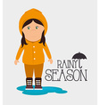 Weather design vector image