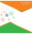 happy republic day of india poster design