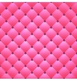 Pink background from squares and buttons vector image
