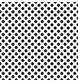 Seamless pattern black white dotted texture