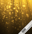 abstract light futuristic background vector image