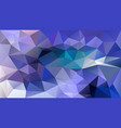 abstract polygonal background neon violet vector image vector image