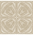 Beige geometric abstract thin pattern vector image vector image