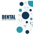 dental care vector image
