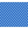 Dog Bones seamless texture vector image vector image