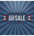 Independence Day Sale national Badge vector image vector image