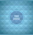 background-blue-make-choice vector image