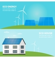 Clean Energy Power vector image