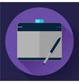 graphic tablet icon cg artist and designer symbol