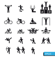 Icon sports vector | Price: 1 Credit (USD $1)