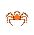 king crab vector image vector image