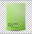 business brochure flyer banner design template vector image vector image