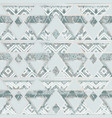 greek geometric seamless pattern vector image vector image