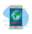 online order delivery vector image vector image
