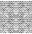 popular zigzag chevron pattern vector image vector image