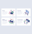 pack cyber security vector image
