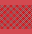 plaid background vector image vector image