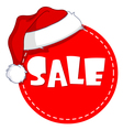 Christmas sale tag vector | Price: 1 Credit (USD $1)