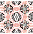 textile seamless pattern casual fashion vector image vector image