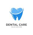 Dental logo concept creative minimal design