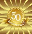 Birthday icon ceremony anniversary sign celebratio vector image