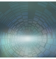 Abstract background in minimalist style made from vector image vector image