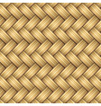 wicker vector image