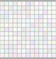 background of art colored light squares mosaic vector image vector image