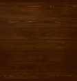 old timber wood wall floor stained brown vector image