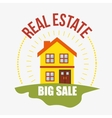 Real estate business vector image vector image