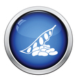Beans icon vector image
