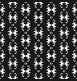 ornamental pattern in ethnic style folk texture vector image vector image