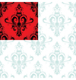 Seamless classical pattern vector image vector image