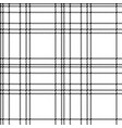 white color check pixel seamless pattern vector image vector image
