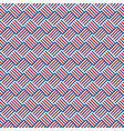 abstract red blue and white strips seamless vector image