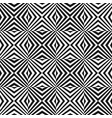 stripes crossing diagonal seamless pattern vector image